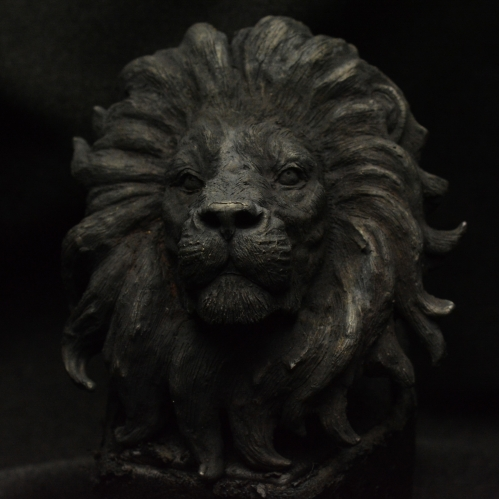 Nemean Lion Ring • .925 Sterling Silver • King Ring •