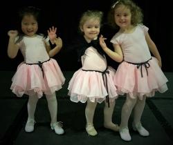 Pre School Ballet Dress - Full Skirt