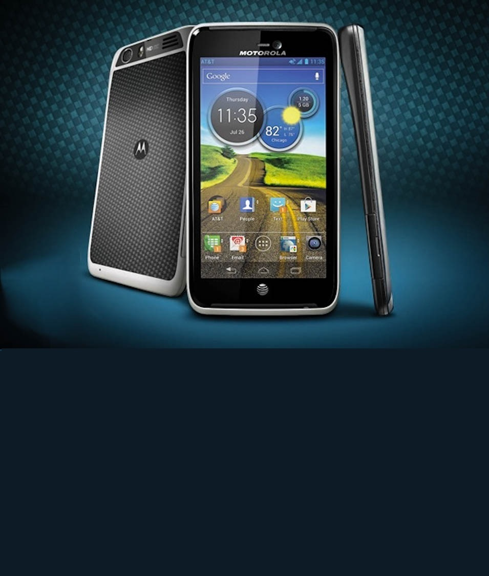 AT&T Motorola Atrix HD 4G