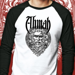 "Alunah ""Beard"" Baseball Shirt"