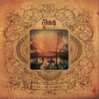 Alunah Call of Avernus (re-release) CD Album
