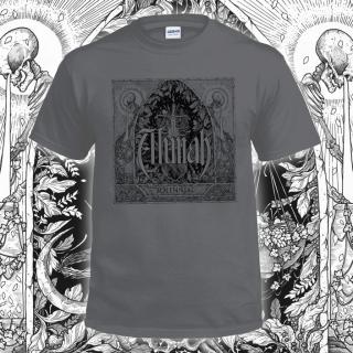 Alunah Solennial Album Cover T-Shirt