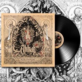 "Alunah Solennial 12"" Vinyl Album (Black)"