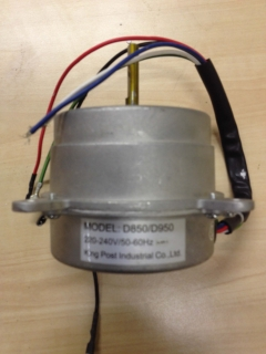 Amcor D850 D950 Fan Motor