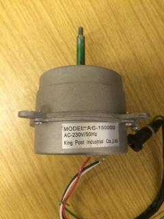 Amcor AC15000D Fan Motor