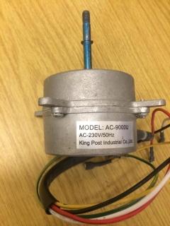 Amcor AC9000U Fan Motor