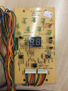 AMCOR D850 DISPLAY BOARD