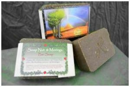 Ⓥ Moringa Miracle Soap Ⓥ