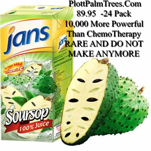 The Sour Sop PAGE 1: 100% all natural - No Preservative, 100% all natural - No Preservative,  SOURSOP Exotic Tropical PRODUCTS
