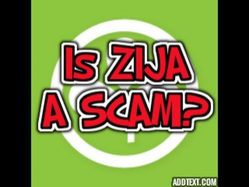 How about this ZIJA scam that everybody is buying into! 100% AUTHENTIC VERSION