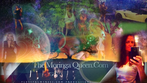 ∆ The Moringa Queen .Com New Site †