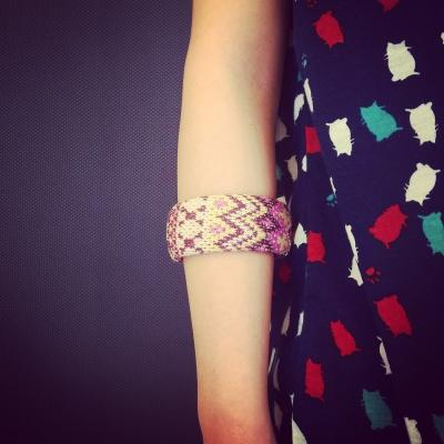 :: knit...