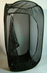 Large fine mesh net pop up cage 100cm x 55cm x 55cm. Available immediately.